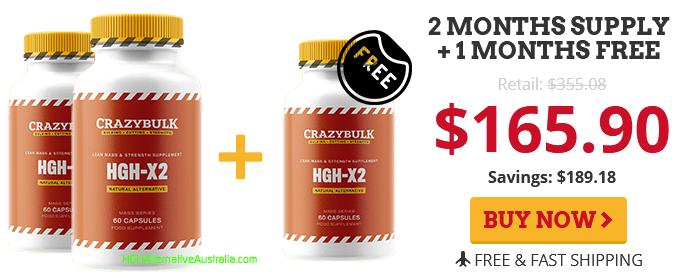 buy HGH-X2 Australia